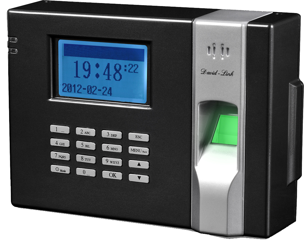 Biometric Time Attendance Finger Print Products RFID